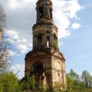 Усадьба Герчики церковь