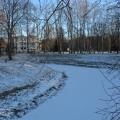 Усадьба Горетово, канал к пруду