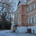 Усадьба Горетово, флигель, боковой фасад