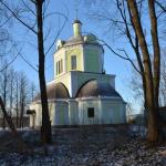 Усадьба Горетово, Троицкая церковь