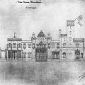 Дворец в Гостилицах. Проект арх. А. И. Штакеншнейдера. (из книги Г. Г. Поспелова