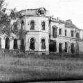 Дворец в Гостилицах. Фото 1980-х гг.