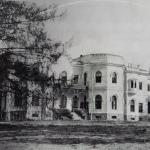 Дворец в Гостилицах. Фото из семейного архива Энгельке