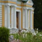 Усадьба Гостилицы Троицкая церковь