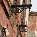 Усадьба Гостилицы, руины дворца
