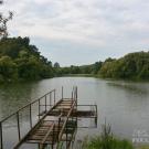 Усадьба Грабцево пруд