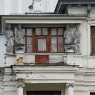 Усадьба Грачевка, главный дом, фрагмент фасада