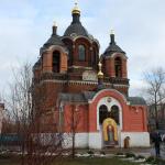 Усадьба Грачевка, Знаменская церковь