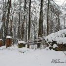 Усадьба Гребнево, ограда парка