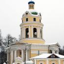 Усадьба Гребнево, Церковь Николая Чудотворца