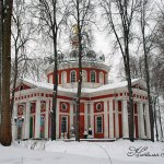 Усадьба Гребнево, церковь Гребневской иконы Божией Матери