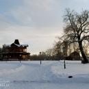 Усадьба Гудкова Можайский район, панорама