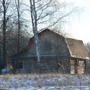 Усадьба Гудкова под Можайском, служебная постройка