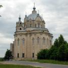 Усадьба Гусь-Железный. Троицкая церковь, вид с востока