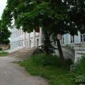 Усадьба Гусь-Железный, главный дом, дворовый фасад