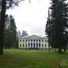 Усадьба Холомки, главный дом