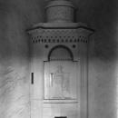Усадьба Хворостьево, главный дом, фрагмент интерьера. Фото Н.Д. Бертрама
