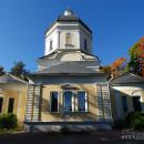 Усадьба Ильинское. Церковь Ильи пророка