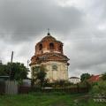 Усадьба Истье Рождественская церковь
