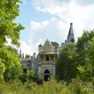 Усадьба Ивановское, Голубые озера, главный дом