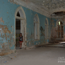 Усадьба Ивановское Тверская область, интерьер главного дома