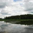 Усадьба Ивановское-Козловское, Истринское водохранилище
