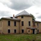 Усадьба Ивановское-Козловское, главный дом, фото 2007 г.