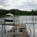 Усадьба Ивановское-Козловское, на берегу водохранилища, фото 2007 г.