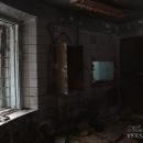 Усадьба Ивановское-Козловское, интерьер главного дома, фото 2017 г.