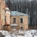 Усадьба Ивановское-Козловское, главный дом, фото 2017 г.