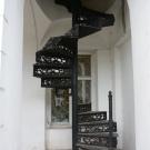 Усадьба Ивановское Закревских, винтовая лестница