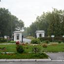 Усадьба Ивановское Закревских в Подольске, ворота парадного двора