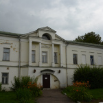 Усадьба Ивановское в Подольске, флигель