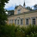 Музей-усадьба Извара, главный дом