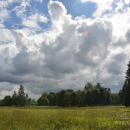 Усадьба Извара, пейзаж