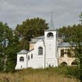 Усадьба Извара, церковь Казанской иконы Божией Матери