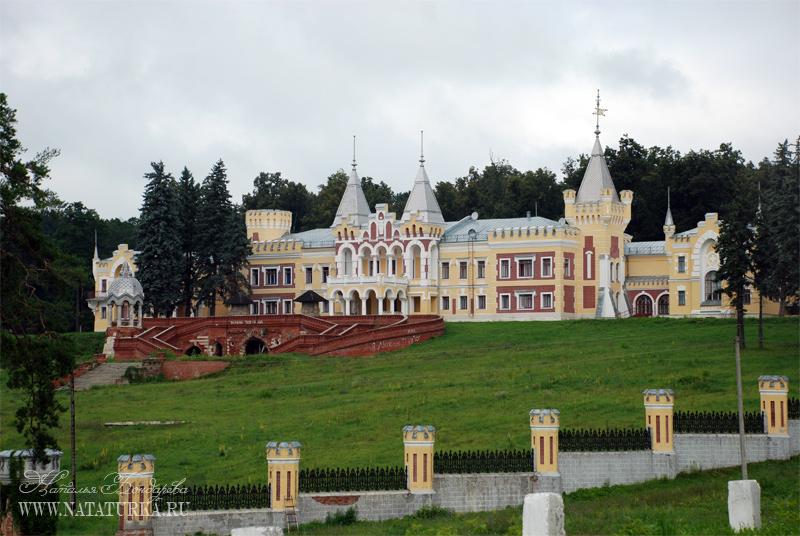 усадьбы москвы и подмосковья