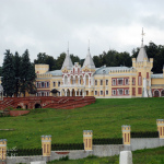 Усадьба Кирицы Рязанская область, панорама