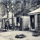 Лагерь при с. Клементьеве. Офицерские бараки (1900-1917 гг.)