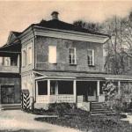 Лагерь при с. Клементьеве. Дом начальника сбора (1900-1917 гг.)