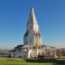 Усадьба Коломенское, церковь Вознесения