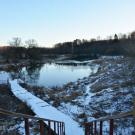 Комлево, река Руза