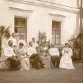 На отдыхе в усадьбе Коралово, 1903, ГМЗ Архангельское