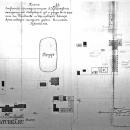 Усадьба Костино Королев, архивный план имения