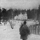 Усадьба Котово-Спасское, церковь