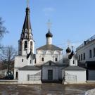 Усадьба Котово-Спасское. Церковь Спаса Нерукотворного образа