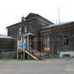 Усадьба Красково, главный дом (сгорел)