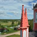 Усадьба Красное Преображенская церковь