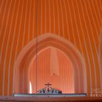Усадьба Красное Преображенская церковь, интерьер