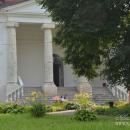 Усадьба Красное, портик храма